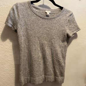 J.CREW COZY WOOL / CASHMERE BLEND TOP 💗